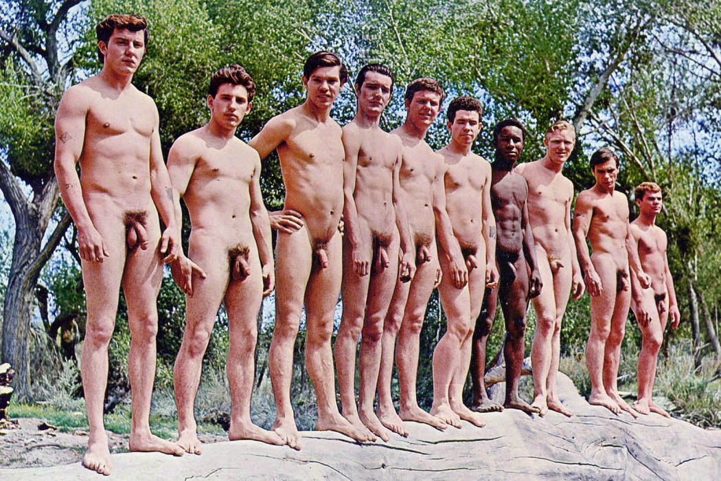 Woods nudist youth camps dicks