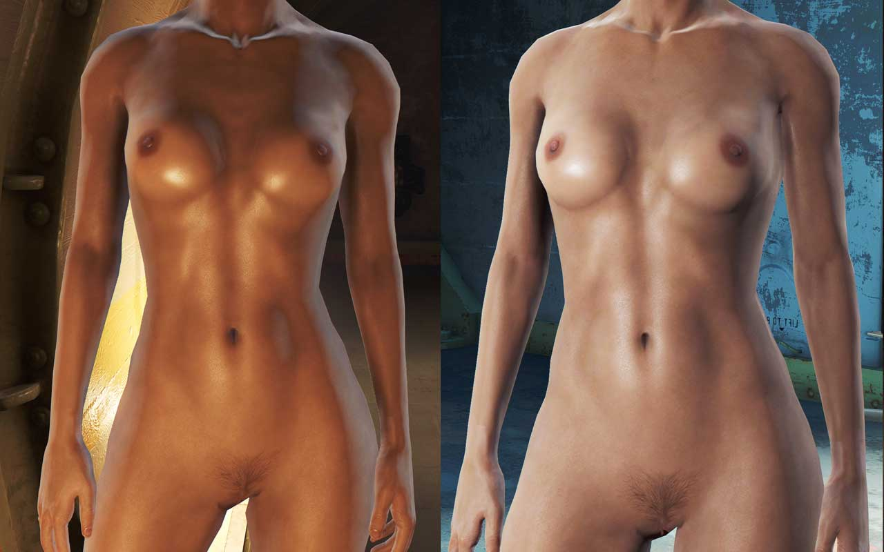Fallout 4 has nude mods!! | Naturism For People of Color